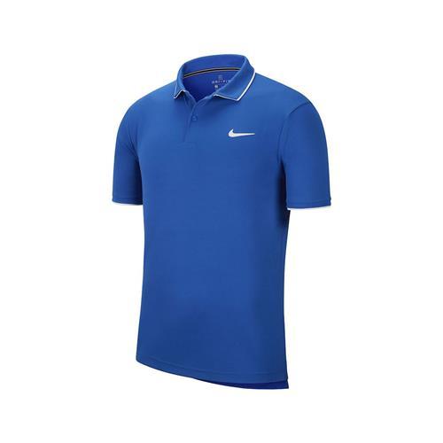 Nike Boys Dry Polo Team (Blue)