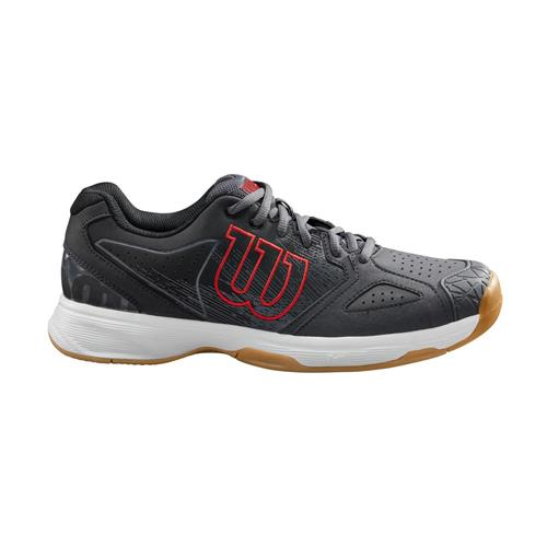 Wilson Kaos Devo Mens Shoe (Black/Red)