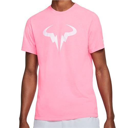 Nike Dri-Fit Rafa T-Shirt (Pink)