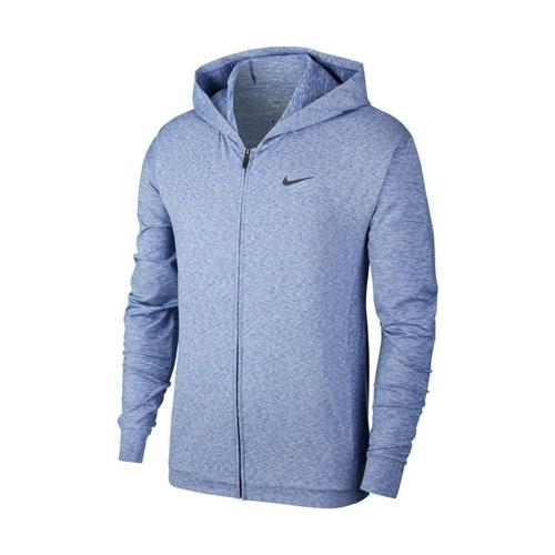 Nike Mens Dri-Fit Yoga Training Top (Blue)