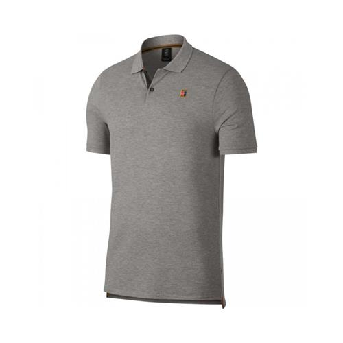 Nike NCKT Mens Heritage Polo (Grey)