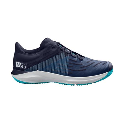 Wilson Kaos 3.0 Mens Shoe (Peacoat/Wht/Blue)
