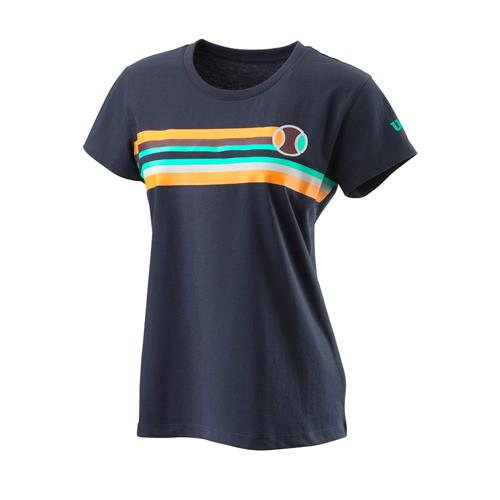 Wilson Womens Tracers Tech Tee (OuterSpace)