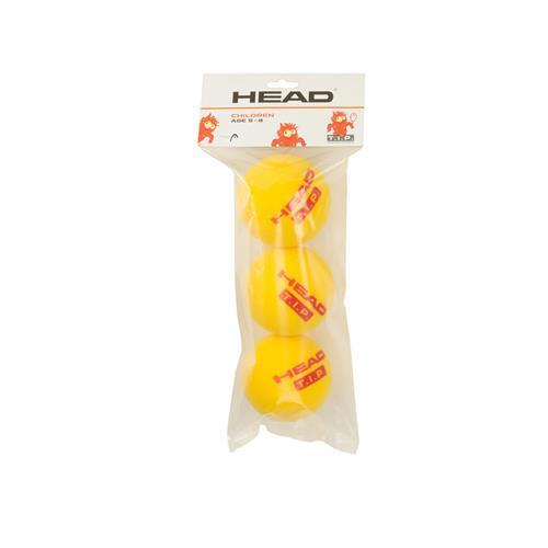 Head T.I.P Children 3 Ball Pack
