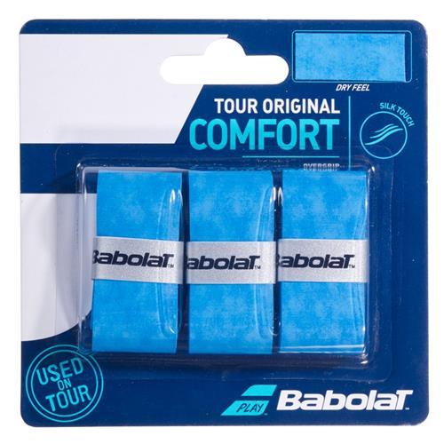 Babolat Tour Original Comfort Overgrip (Blue)
