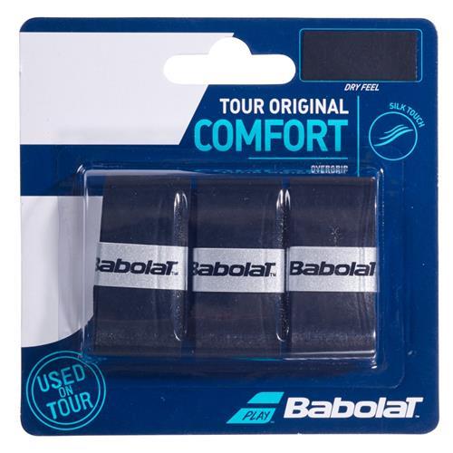 Babolat Tour Original Comfort Overgrip (Black)