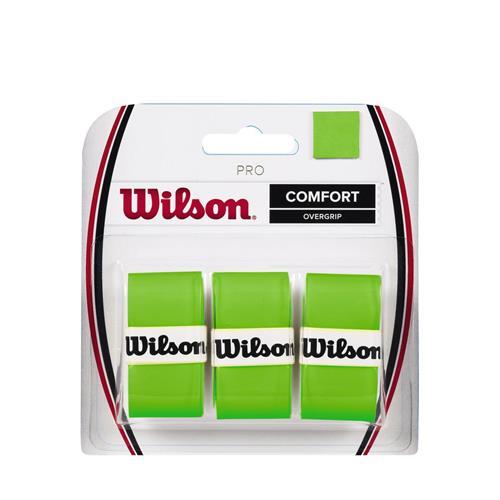 Wilson Pro Comfort Overgrip 3pk (Blade Green)