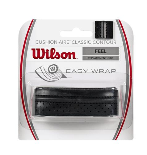 Wilson Cushion-Aire Classic Contour Feel Replacement Feel (Black)
