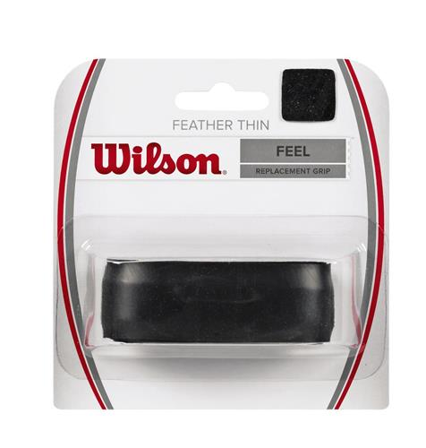 Wilson Feather Thin Feel Replacement Grip (Black)