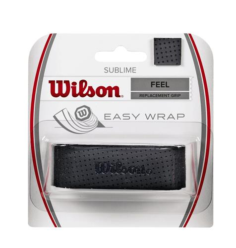 Wilson Sublime Feel Replacement Grip (Black)