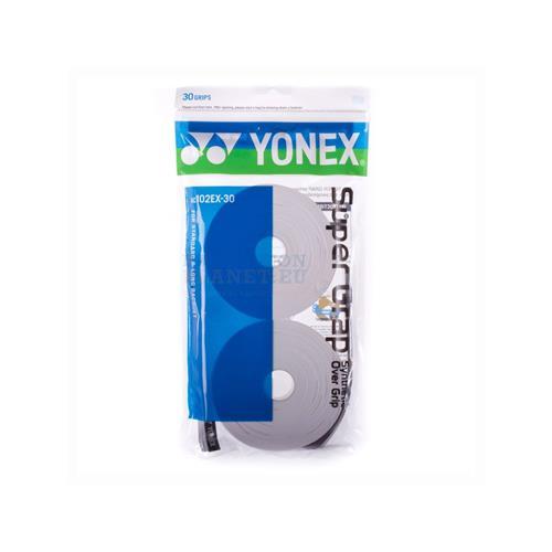 Yonex Super Grap Overgrip 30pk (White)