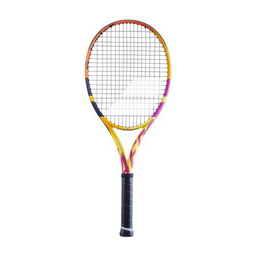 Babolat Pure Aero Rafa 2021 Tennis Racquet (Yellow/Purple/Orange)