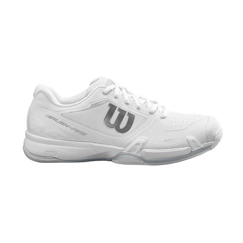 Wilson Rush Pro 2.5 2019 Mens Shoe (White/Blue)
