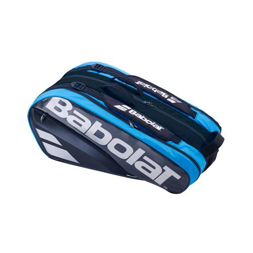 Babolat Pure Drive VS 9 Racquet Bag (Black/Blue)