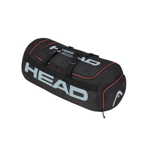 Head Tour Team Sports Bag (Black/Grey)