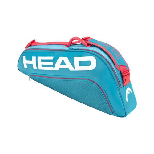 Head Tour Team 3 Racquet Pro Bag (Blue/Pink)