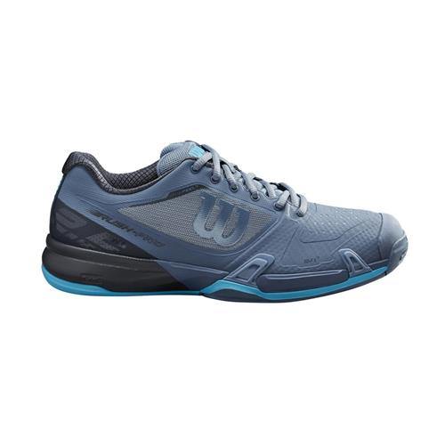 Wilson Rush Pro 2.5 2019 Mens Shoe (Flint/Ebony/Blue)