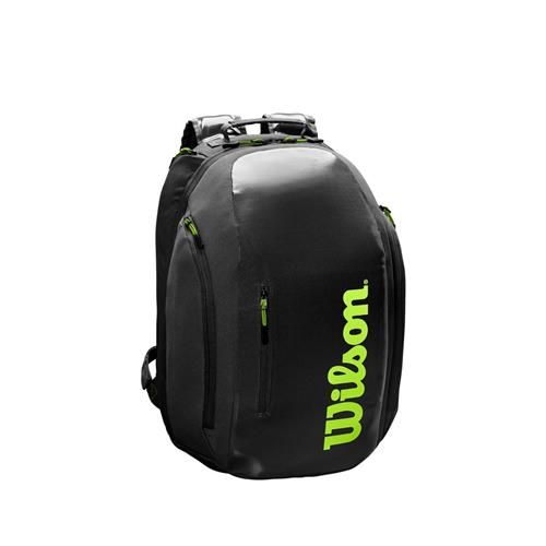 Wilson Super Tour Backpack (Charcoal/Green)