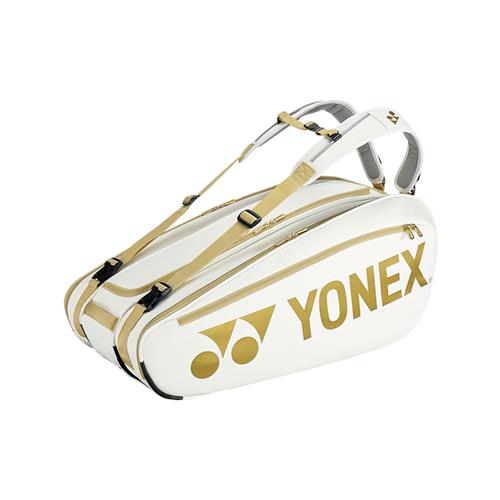 Yonex 2020 Limited Edition Pro Racquet Bag Naomi Osaka (White/Gold)