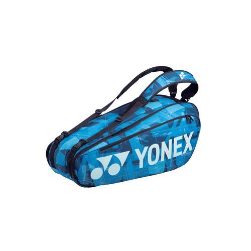 Yonex Pro Racquet Bag 6 Pack BA92026EX (Water Blue)
