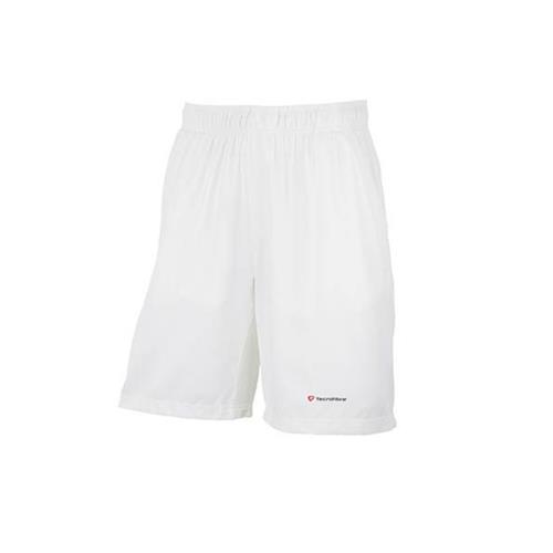 Tecnifibre Boys Cool Short (White)