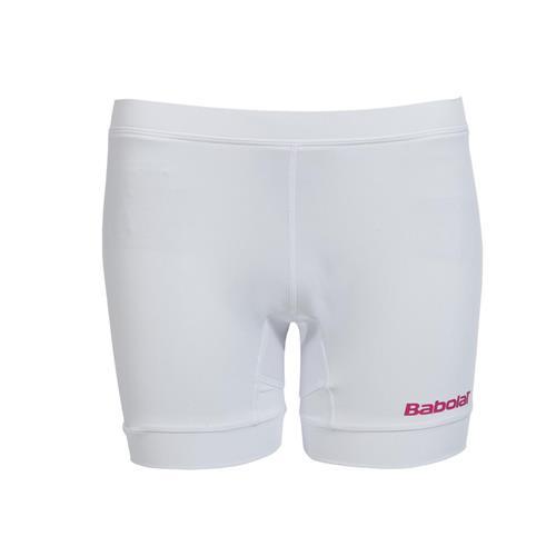 Babolat Girls Shorty Match Performance (White)