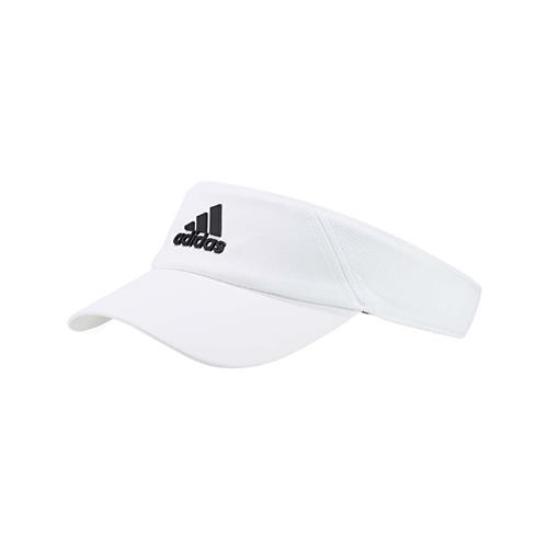 Adidas Womens Climalite Visor White