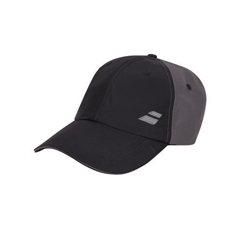 Babolat Basic Logo Cap (Black/Black)