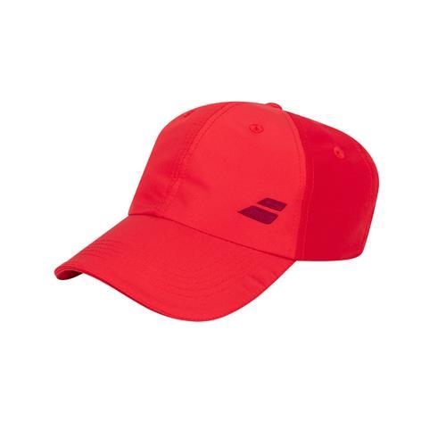 Babolat Basic Logo Cap (Tomato Red)