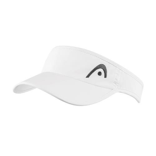 Head Pro Player Womens Sun Visor (White)