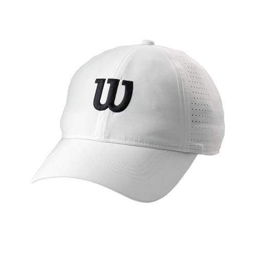 Wilson Ultralight Tennis Cap (White)