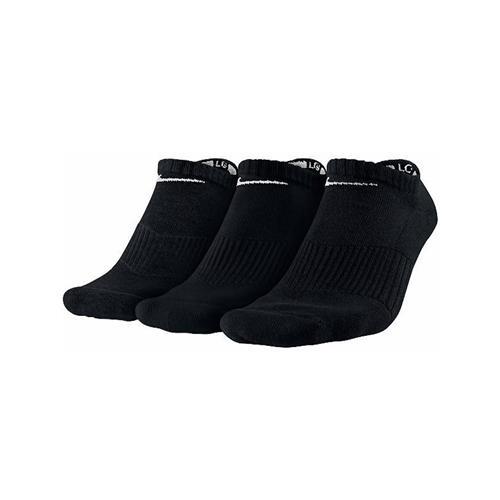 Nike Performance Cotton Cushioned Socks (Black)