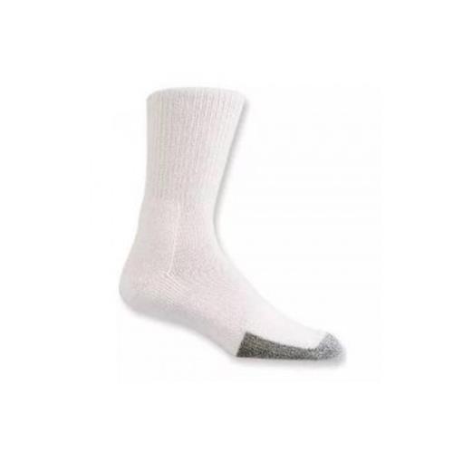 Thorlo TX15 Tennis Crew Men's Socks (White/Black)