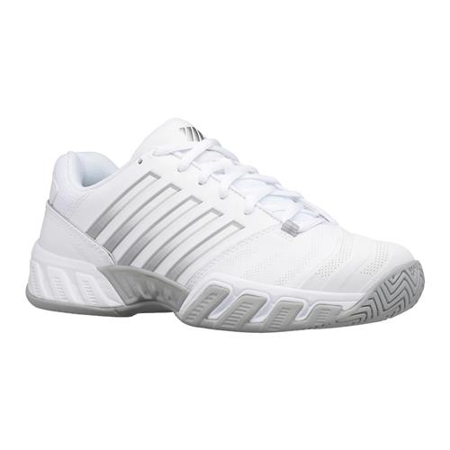 K-Swiss Bigshot 4 Womens Tennis Shoes (White / Highrise)