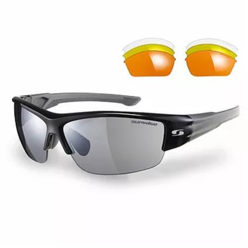 Sunwise Evenload Black Sunglasses