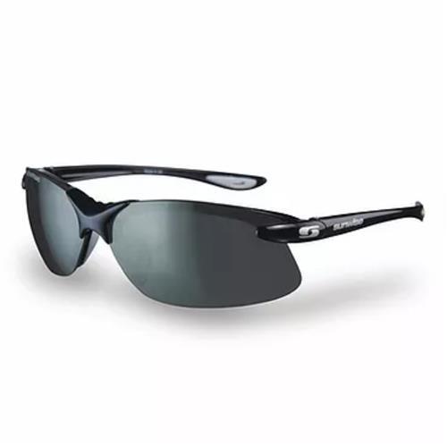 Sunwise Greenwich Black Sunglasses