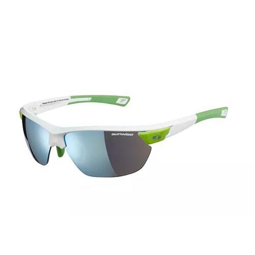 Sunwise Kennington White Sunglasses