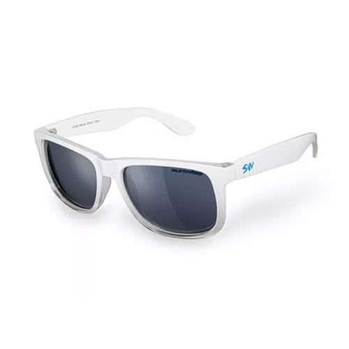 Sunwise Nectar White Sunglasses