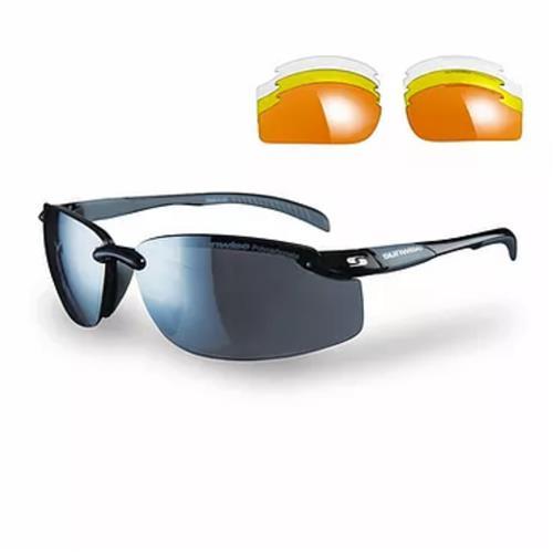 Sunwise Pacific Black Sunglasses