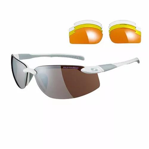 Sunwise Pacific White Sunglasses