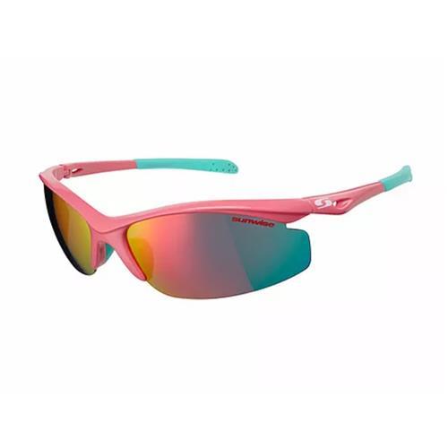 Sunwise Peak MK1 Coral Sunglasses