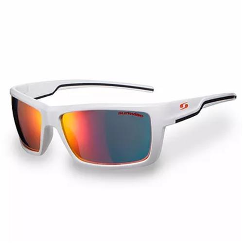 Sunwise Pioneer White Sunglasses