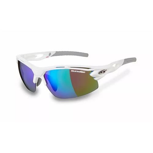 Sunwise Vertex White Sunglasses