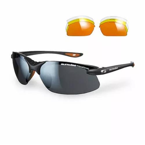 Sunwise Windrush Black Sunglasses