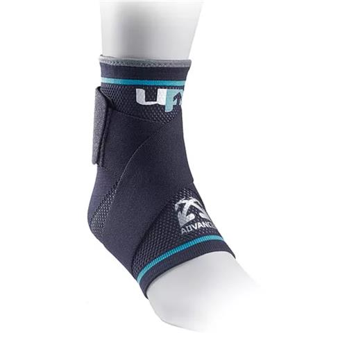 Ultimate Performance Advanced Ultimate Compression Ankle Support (Black)