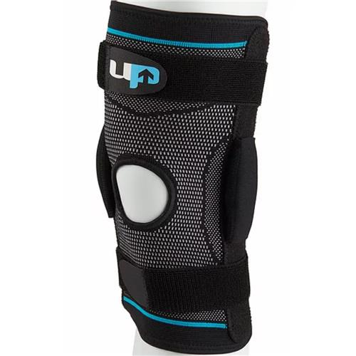Ultimate Performance Compression Hinged Knee Support (Black)
