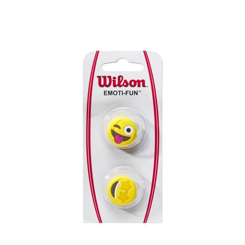 Wilson Tongue Out / Star Eyes Dampener 2 Pack