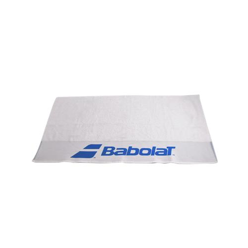 Babolat Towel 101 X 52cm (White/Blue)