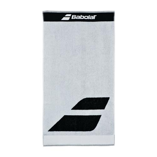 Babolat Towel Premium 1001 94 X 50cm (White/Black)