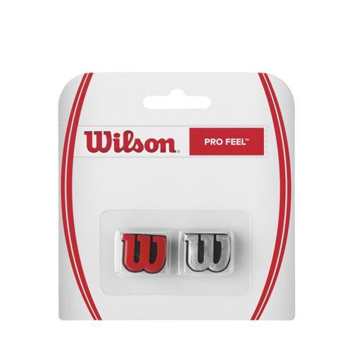 Wilson Pro Feel Silver/Red